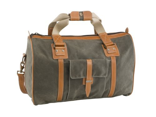 BELDING American Collection Flight Bag Sage [並行輸入品] B07145Y3Y6