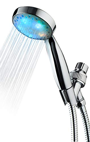 7 Color Led Light Shower Head
