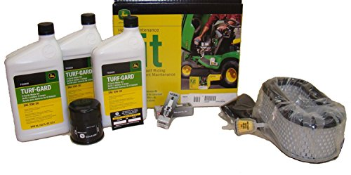 John Deere Original Equipment Filter Kit #LG257