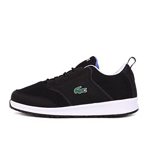 Lacoste Junior Negro/Gris L.IGHT 117 1 SPJ Zapatillas Black