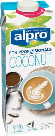 Alpro - Coconut for Professionals - 1L (Case of 8) 8) of 4f40cd