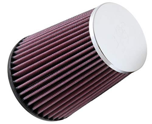 K&N RC-3250 Universeel chroom filter voor auto en motorfiets