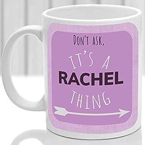 Rachel39;s mug, It39;s a Rachel thing, (pink)
