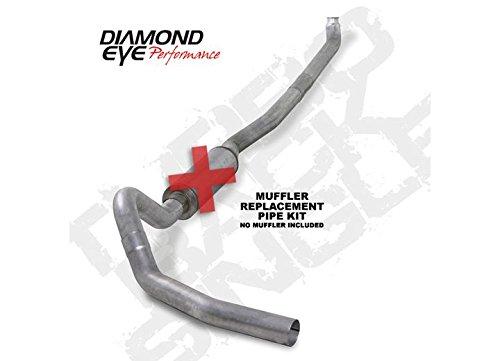 (Diamond Eye K4114A-RP Turbo-Back Exhaust Kit)