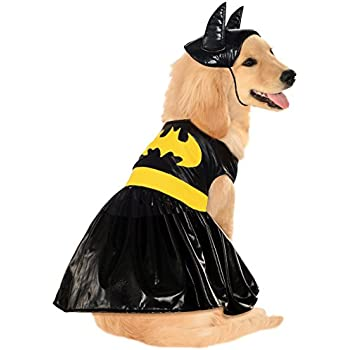 DC Comics Pet Costume, X-Large, Batgirl