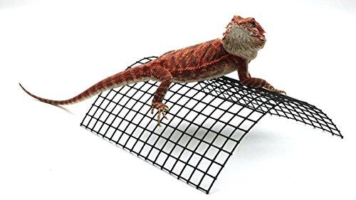 [해외]수염 난 드래곤 선탠 아치, 파충류 서식지 액세서리, 2 종 세트/Bearded Dragon Tanning Arch, Reptile Habitat Accessory, SET OF 2