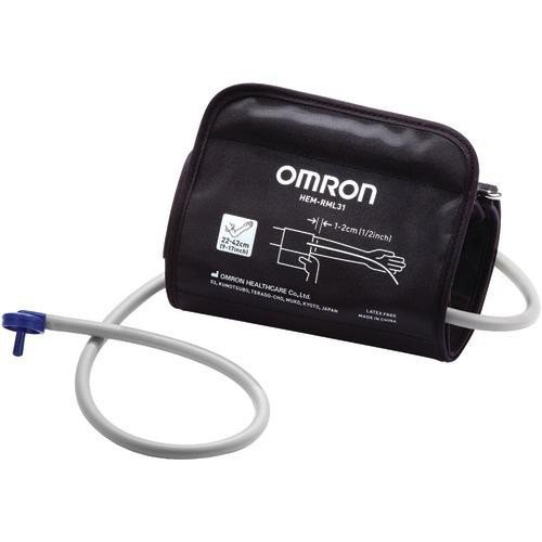 Omron Cd-wr17 Advanced-Accuracy Series Wide-Range D-Ring Cuff, 0.45 Pound ()
