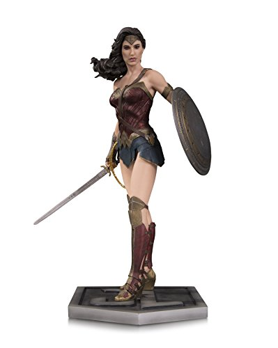 DC Collectibles Justice League Movie Wonder Woman Statue by DC Collectibles