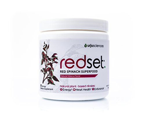 Redset (Red Spinach Extract) Keto Friendly Plant Based Heart Health Superfood