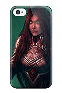 Kara J smith's Shop Best TashaEliseSawyer Scratch-free Phone Case For Iphone 4/4s- Retail Packaging - World Of Warcraft