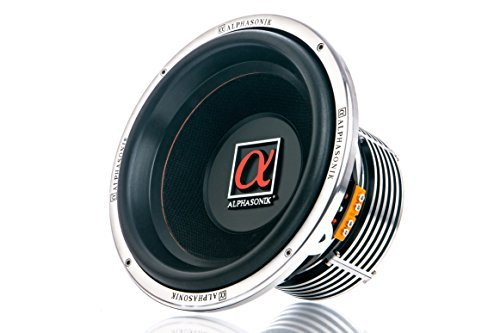Competition Car Subwoofers - 6