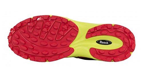 Reece Shark Hockey Guantes de 875207, gelb-rot, 10