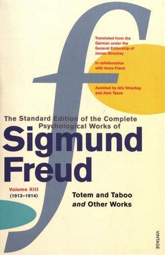 The Complete Psychological Works of Sigmund Freud: