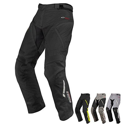 Alpinestars Andes Drystar Pants (XX-LARGE) (GREY/BLACK) by Alpinestars