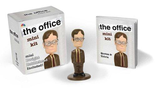 Read Online The Office Mini Kit: Mini Dwight Bobblehead Included! (Miniature Editions) PDF