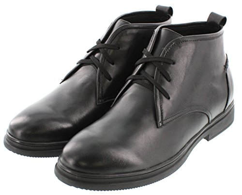 Elevator 3 Boots Toto Height Shoes Increasing Black G8601 Taller Inches HSgy1x74q
