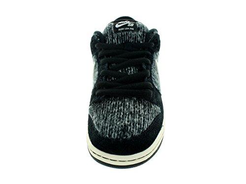 NIKE SB Shoes DUNK LOW WARMTH BLACK/IVORY/GRAPE