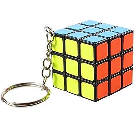 Jellbaby - Llavero con cubo de hebilla (3 cm): Amazon.es: Hogar