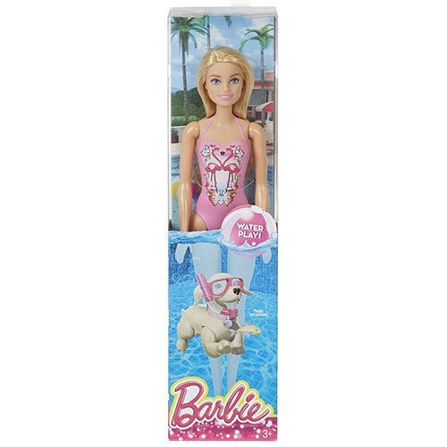 Barbie Beach Doll (Doll Barbie Beach)