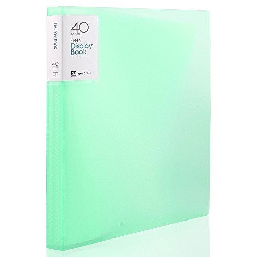 40 Clear Pockets - 1