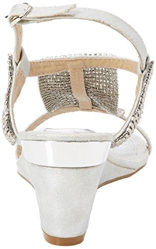Lotus Klaudia - Sandalias Mujer Silver (silver/chainmail)