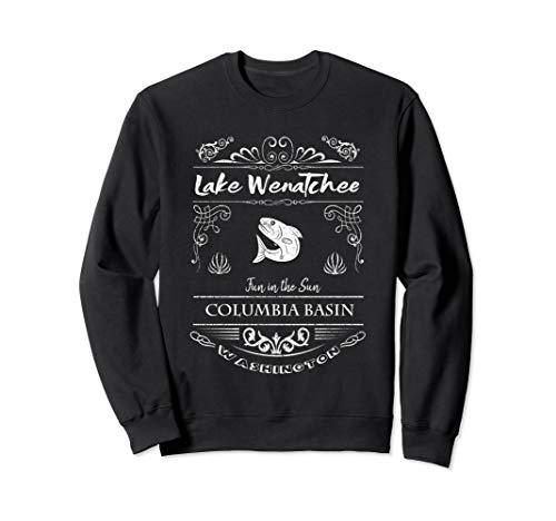 Lake Wenatchee Washington shirts casual fashion Sweatshirt