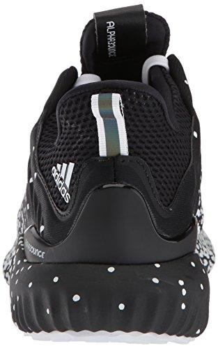 Adidas Womens Alphabounce 1 W Core Nero / Bianco / Bianco