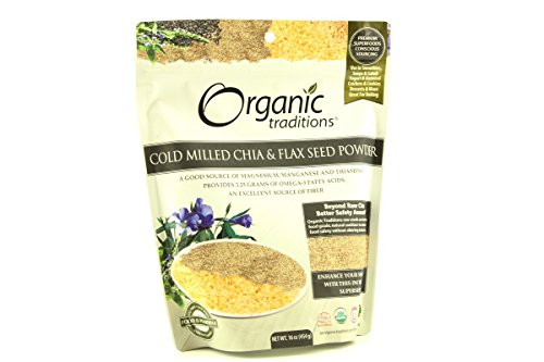 chia seeds organic milled - 3