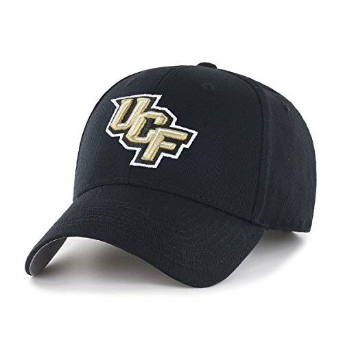 NCAA Central Florida Golden Knights OTS All-Star MVP Adjustable Hat, Black, One Size ()