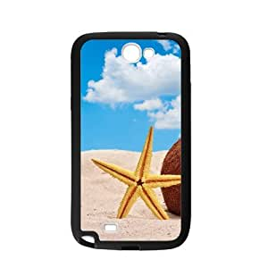 Case For Samsung Galaxy Note2 N7100,Colourful Summer Accessories Polycarbonate Hard Case Back Cover For Samsung Galaxy Note 2/Samsung Galaxy N7100 3D
