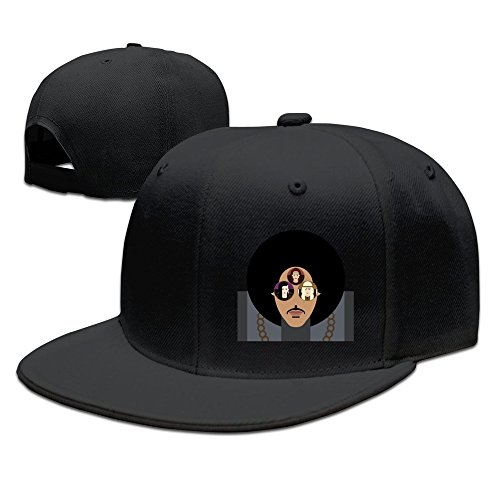 Fitted Fitted Hats Prince (Wigs Minneapolis)