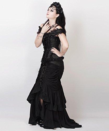 Vintage Goth - Falda - para mujer