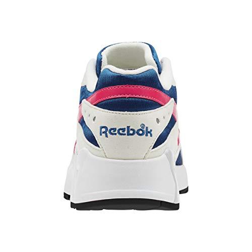 45 5 Rose Blanc Aztrek Taille Chaussures Bleu Reebok S80RxY