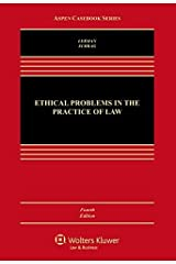 Ethical Problems in the Practice of Law by Lisa G. Lerman (2016-02-19) Hardcover