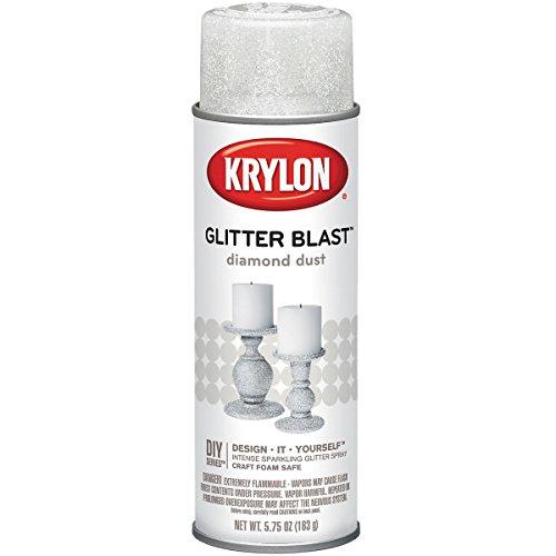Krylon Glitter Blast, Diamond Dust