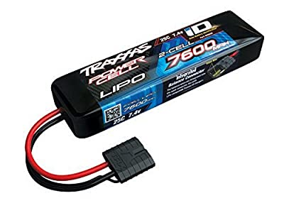 Traxxas 7600mAh 7.4V 2-Cell 25C LiPo Battery