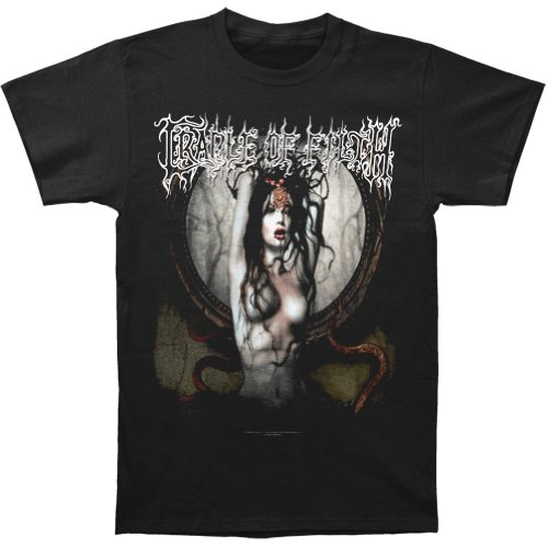 Cradle Of Filth Men's Lilith T-shirt X-Large Black