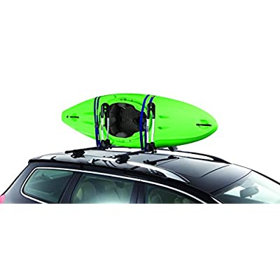Thule 830 The Stacker (4) Kayak Carrier : Automotive Kayak Racks : Sports & Outdoors