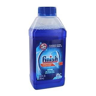 Finish Dishwasher Cleaner, Liquid 8.45 oz (250 ml)