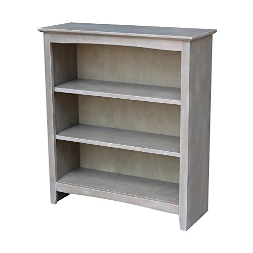 International Concepts SH09-3223A Shaker Bookcase, 36