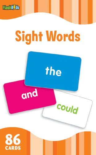 Sight Words (Flash Kids Flash Cards) -