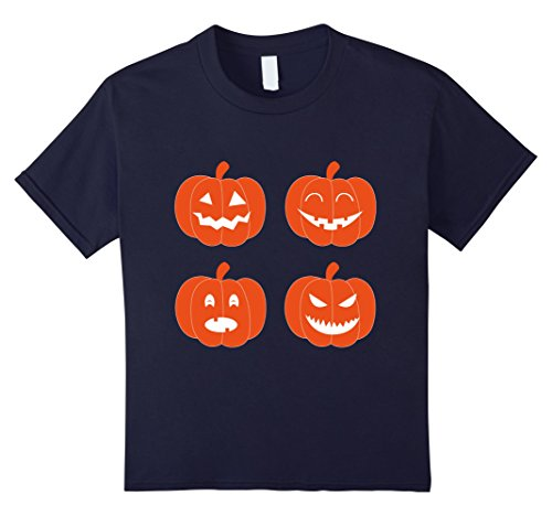 unisex-child Cute Simple Family Friendly Tee Halloween Tshirt 12 (Family Themed Group Halloween Costume Ideas)