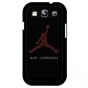 The Protective Hard Phone Case,Samsung Galaxy S3 Phone Case Cover,The Famous Brand Michael Jordan Sports Logo Phone Case