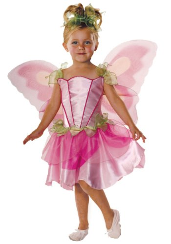 Springtime Fairy Child Costume - Toddler (2T-4T)