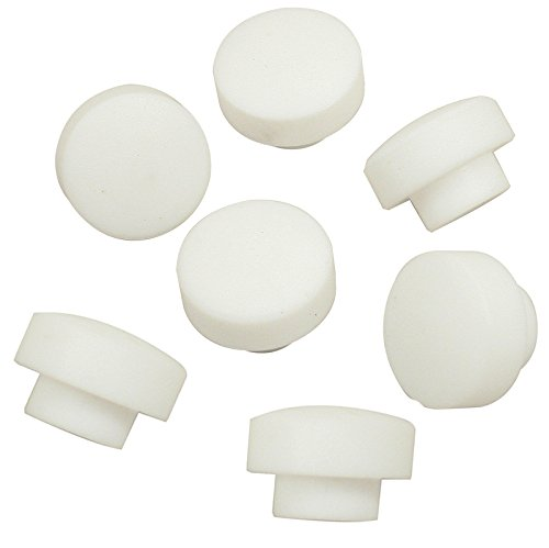 EMPI 4073-0 VW Air Cooled Bug Sand Rail POLY PISTON PIN RETAINER BUTTONS 90.5MM,SET 8