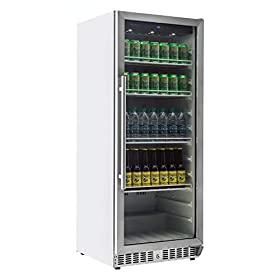 EdgeStar 11.2 Cu. Ft. Built-In Commercial Beverage Merchandiser