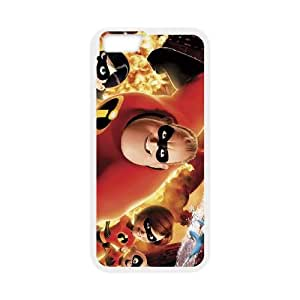 incredibles movie 1 iPhone 6 4.7 Inch Cell Phone Case White Customize Toy zhm004-7416272