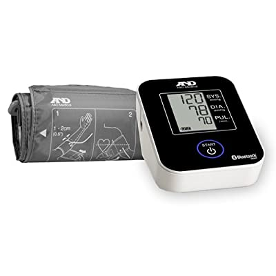 A&D Medical UA-651BLE Bluetooth Digital Home Blood Pressure Monitor