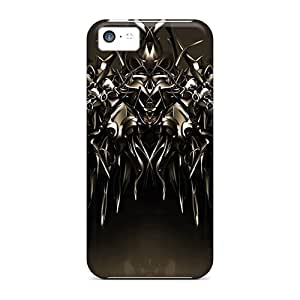Defender Cases With Nice Appearance (war Machine 3d) For Iphone 5c
