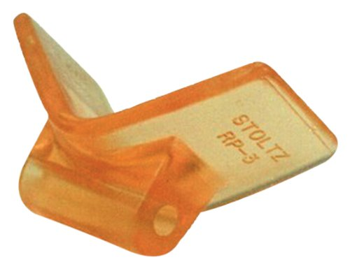 Stoltz Industries RP-3 3' Poly Marine V Bow Stop with 1/2' Shaft